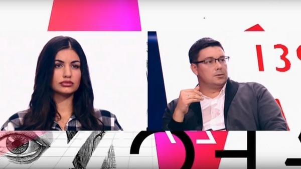 Элина Ковальская и Андрей Чуев