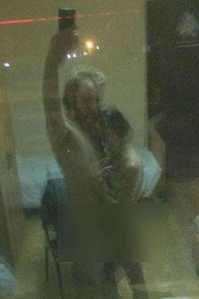 «Порно с Олесей Лисовской», – так назвал кадр Вальтер
