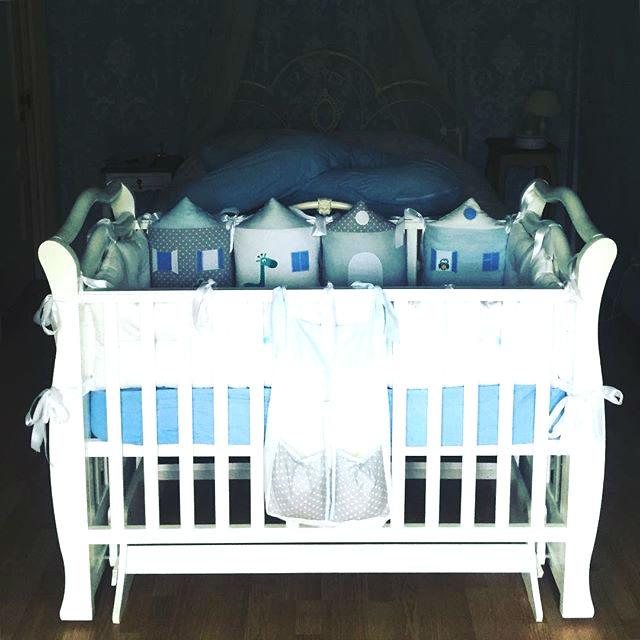 Кроватка для дочери Вики Дайнеко