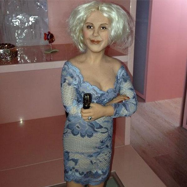 Кукла-двойник Любови Успенской