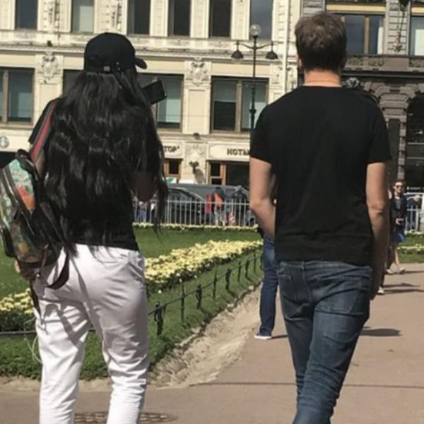 Виктория Романец не комментирует отношения с Антоном