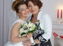 Свадебное платье для дочери обошлось Розе Сябитовой почти в миллион рублей