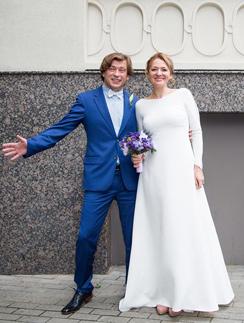 Лева Би-2 и его жена Ася вместе уже 10 лет
