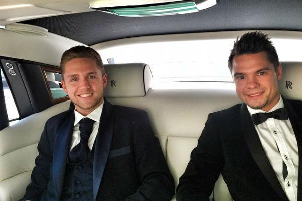 Влад Соколовский вместе с другом едет за невестой
