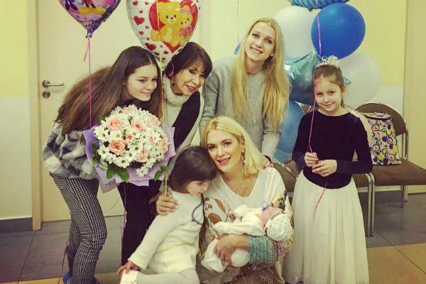 Наталия Петровна мечтала заниматься воспитанием долгожданного внука