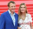 Марат Башаров вышел в свет с бывшей женой после развода