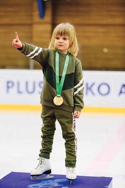 Саша выиграл первую золотую медаль в пять лет – 26 апреля 2018 года