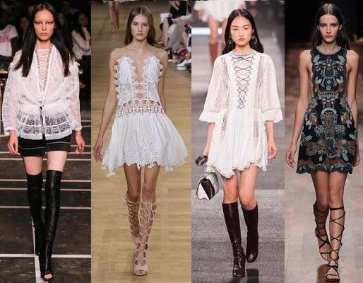 Показы  Givenchy, Chloe, Louis Vuitton,Valentino