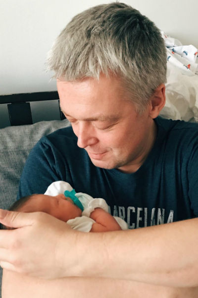 Недавно Александр Стриженов впервые стал дедушкой