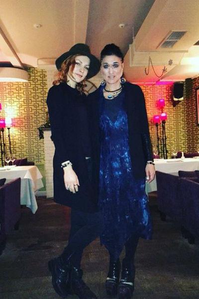 Керро с Линдой на шоу «Битва экстрасенсов»