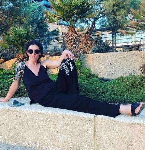 Наталья часто бывает в Израиле