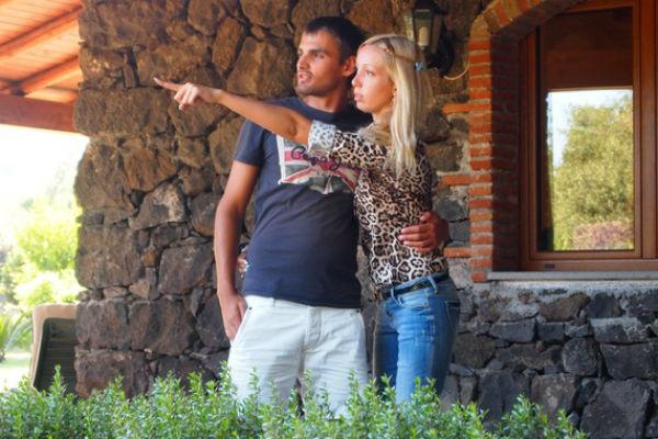 Брат Алены Водонаевой Станислав и его жена Анастасия стали родителями