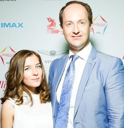 Никита Тарасов и Марина Гаврюшина
