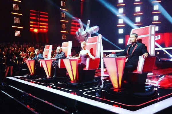 Члены жюри шестого сезона шоу «Голос»