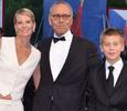 Юлия Высоцкая контролирует сына в «Инстаграме»