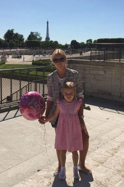 Семья очень любит Францию