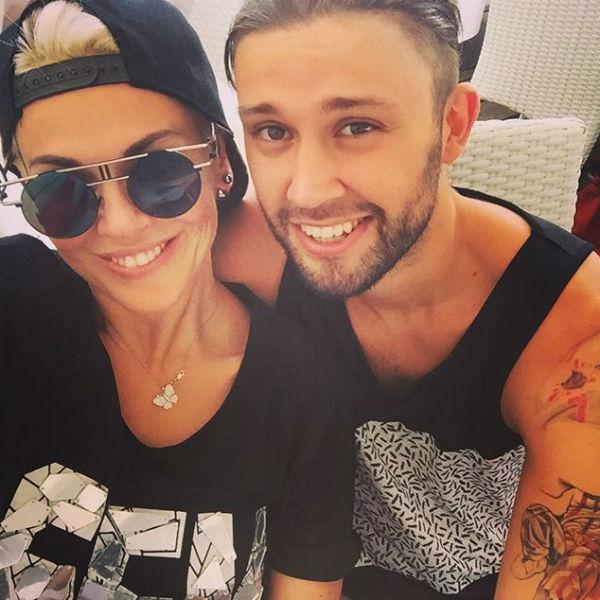 Еще летом Таня и Слава выглядели счастливой парой