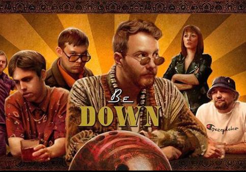 Кадр из клипа «Быть Дауном»