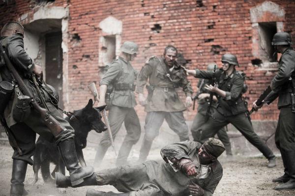 Кадр из фильма «Брестская крепость»
