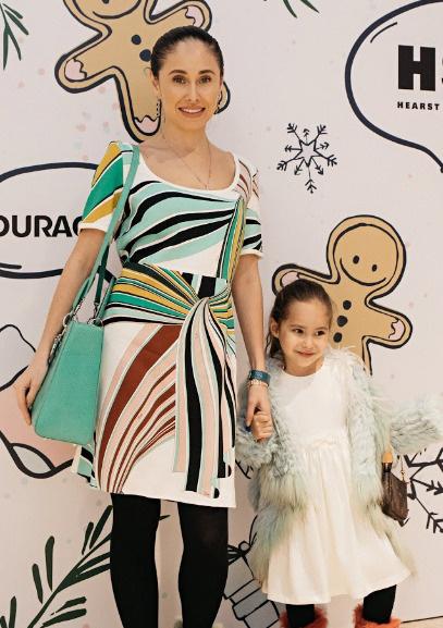 Илана Юрьева с дочерью