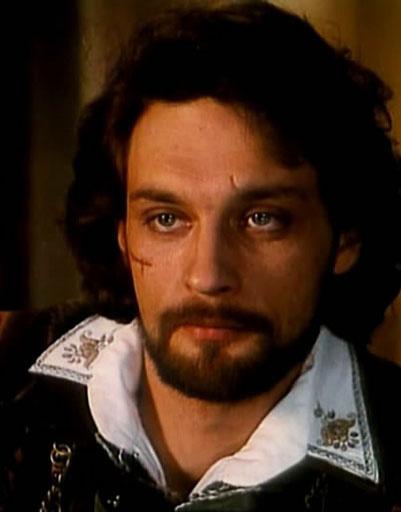 Коронная роль Домогарова - граф де Бюсси в сериале «Графиня де Монсоро»