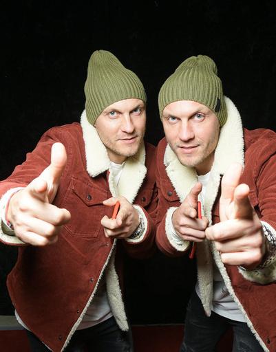 Андрей и Сергей Наумовы