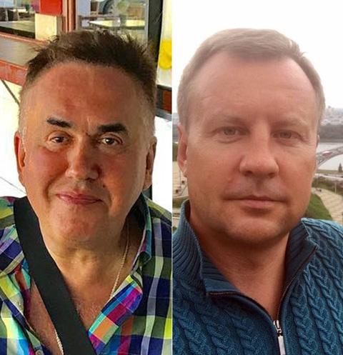 Станислав Садальский и Денис Вороненков