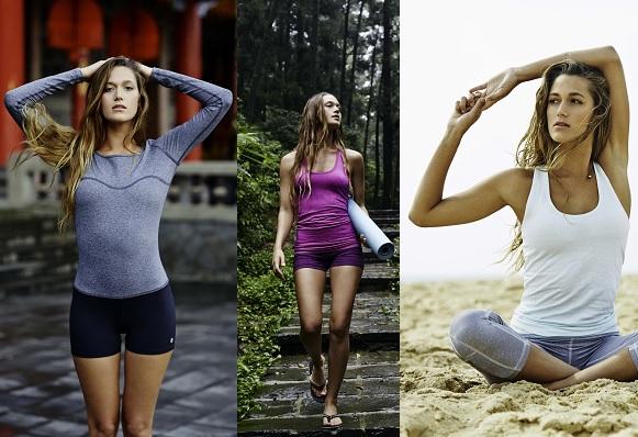 Коллекция Roxy Outdoor Fitness
