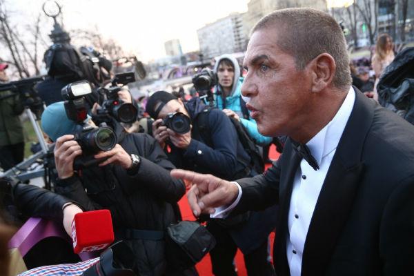 Актер часто был замешан в скандалах