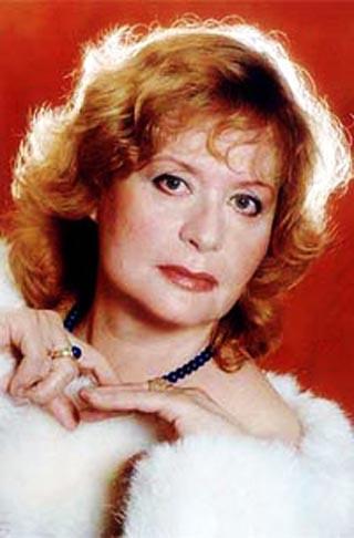 Альбина Матвеева сыграла в 20 фильмах