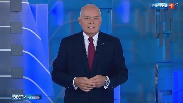 Дмитрий Киселев также является заместителем главы ВГТРК Олега Добродеева и руководит МИА «Россия сегодня»