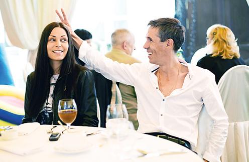 Алексей и Люся прожили в браке год