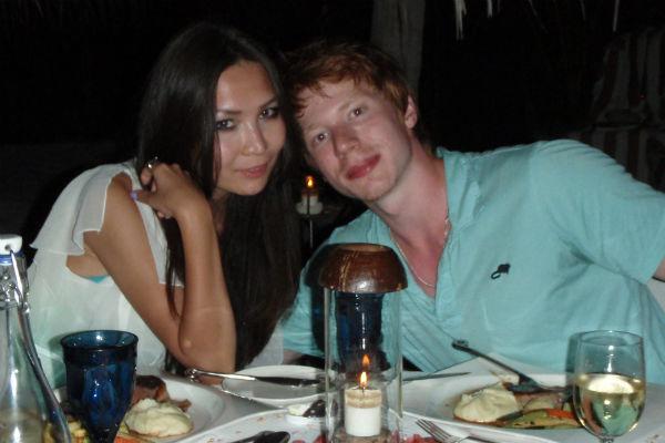 Никита и Аида познакомились в 2010 году