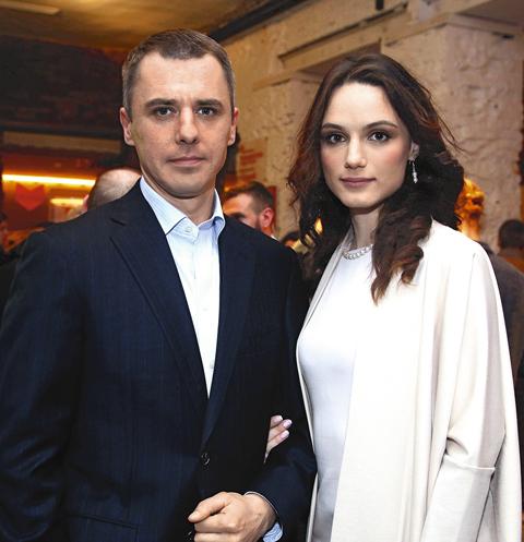 За Бродской актер начал ухаживать еще во время бракоразводного процесса с Климовой