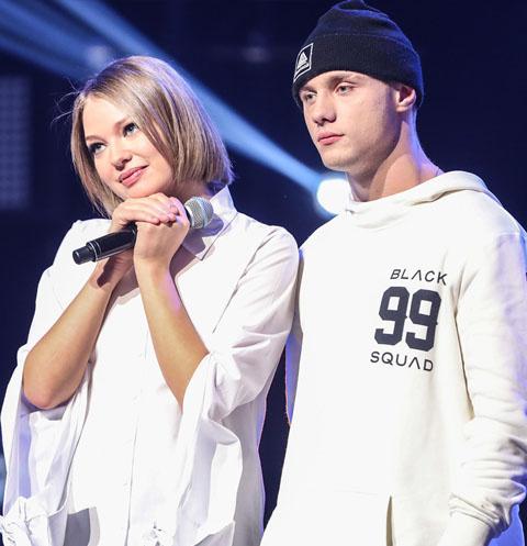 Гузель Хасанова и Никита Кузнецов