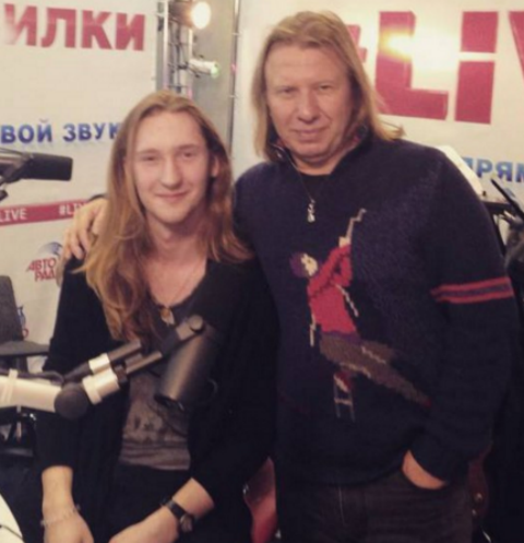 Виктор Дробыш и Александр Иванов