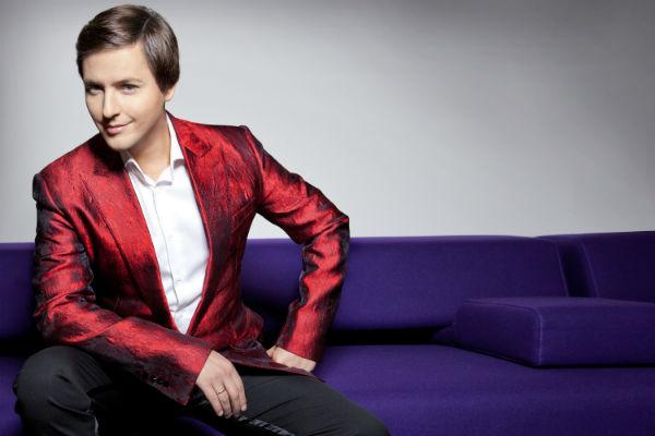 У Витаса запланированы концерты в ряде российских городов