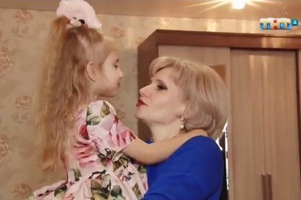 Новый год мама и дочь встретили вместе