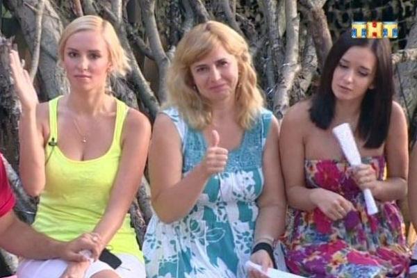 Изначально Ирина Александровна пришла на проект, чтобы поддержать дочерей