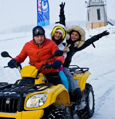 На Волге пройдет зимняя версия «Русской волны» - фестиваль «Русский снег»