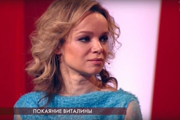 Виталина надеется на личную встречу с мужем