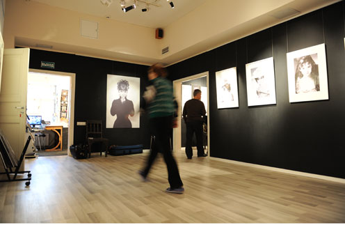 Выставка Людмилы Гурченко была закрыта через два месяца