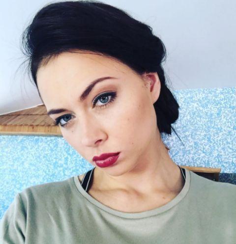 Настасья Самбурская очень ревнивая и жесткая
