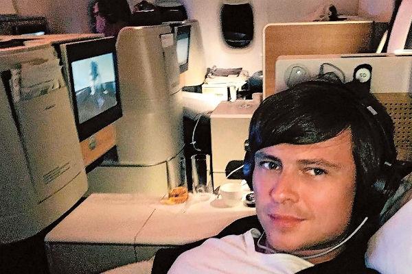 Развлечения на борту не спасают Прохора от стресса
