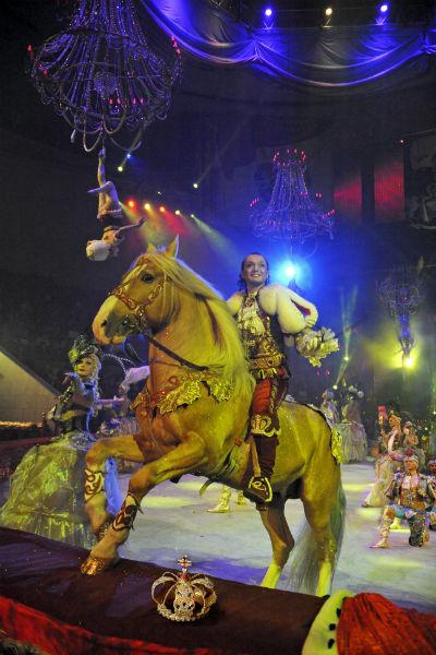 Здесь Гия Эрадзе похож на «Медного всадника»