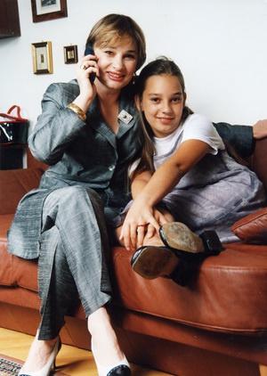 Мама и дочка – по-прежнему лучшие подруги