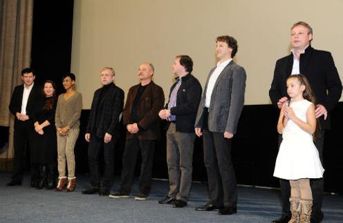 Актеры картины «О нем»