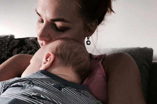Мэрилин Керро считает, что материнство изменило ее
