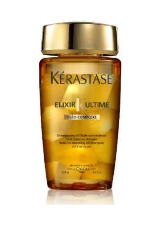 Kerastase Очищающий шампунь на масляной основе Elixir Kultime, 1600 руб.