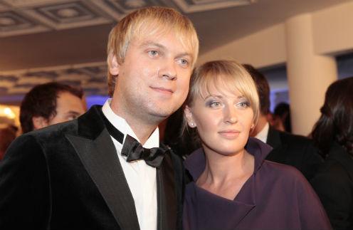 Сергей Светлаков и Юлия Ворончихина